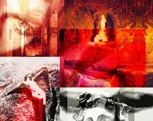 L'artista del fons: Asche der Zeit