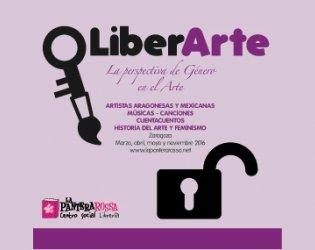 Jornadas LiberArte. La perspectiva de género en el arte